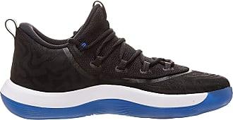 Nike Jordan Mens Super.Fly 2017 Low Fitness Shoes, Multicolour (Black/White-Hyper Ro 007), 12 UK