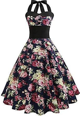 9408c6ad6936 Neckholder Kleider (50Er) Online Shop − Bis zu bis zu −65% | Stylight