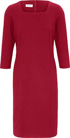 Peter Hahn Jerseyklänning 3 4-ärm. från Peter Hahn röd c622e5c886448