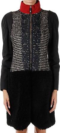 Moncler Down Coat with Fur Details size 3