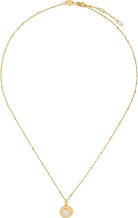 Northskull Colar com pingentes - Dourado