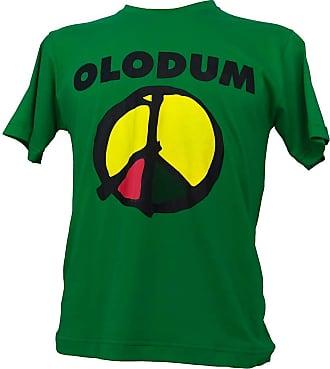 Generico Camiseta Olodum Símbolo Gigante Gola Redonda