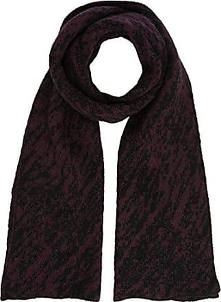 bb7df818de9 Benetton Blur Printed Wool Scarf - Echarpe - Femme - Noir (black) - Taille
