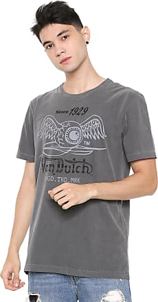 Von Dutch Camiseta Von Dutch RGD TRD Grafite
