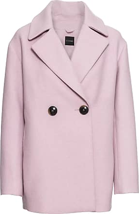 2eafdbf1 Bodyflirt Dam Lång ulljacka i rosa lång ärm - BODYFLIRT