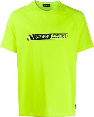 U.P.W.W. T-shirt con stampa - Di colore verde