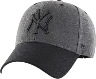 47 Brand New York Yankees Two Tone MVP Cap - Charcoal
