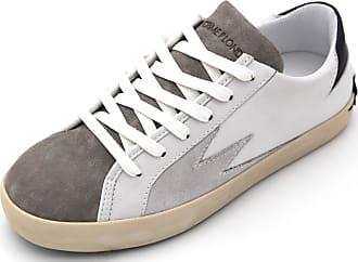 Crime London Woman Sneaker Shoes Casual Free TIME Code 61304KS1.10 Storm  Explosion 36 Bianco 23eeac0ba86