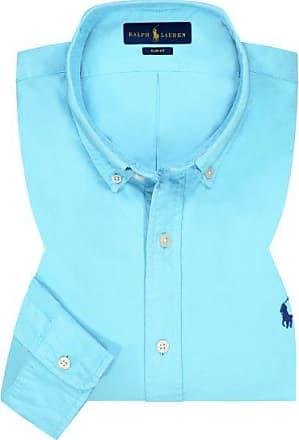 Polo Ralph Lauren Casualhemd Slim Fit (Blau) - Herren