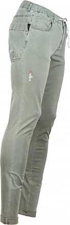 Chillaz San Diego Pant Tencel Pantaloni da bouldering Uomo   grigio/blu