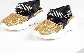 Moschino Glittery Ballet Flats size 35