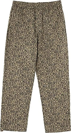 Wood Wood Wood wood Halsey trousers TAUPE AOP XL