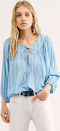 Free People Wrapped In Rhythm Blouse by Free People