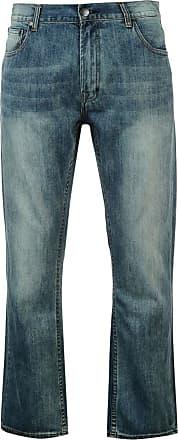 Firetrap Mens Jeans * One Size - Blue - W34