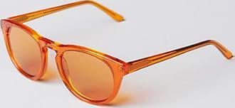 Han Kjobenhavn Transparente orange zeitlose Sonnenbrille