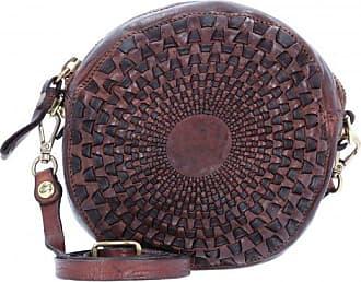 Campomaggi Borsa a tracolla Pelle 18 cm brown
