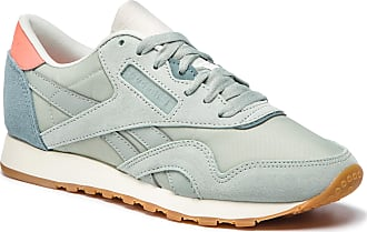 ea3afeb8 Reebok Zapatos Reebok - Cl Nylon CN6687 Sea Spray/Teal/Pink