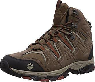 Jack Wolfskin MOUNTAIN ATTACK MID TEXAPORE M, Herren Trekking-    Wanderstiefel, Braun ( f1a2483b2f