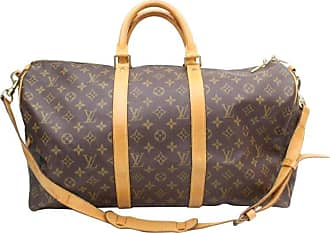 0649c6b67c2 Louis Vuitton Keepall Duffle Monogram Bandouliere 50 869035 Weekend travel  Bag