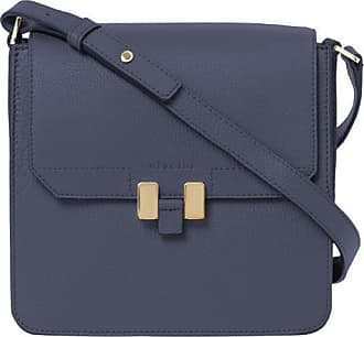 Maison Héroïne Handtasche Damen, Tilda Tablet Mini, Navy