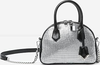 The Kooples Irina silver chain mail medium bag by The Kooples - WOMEN