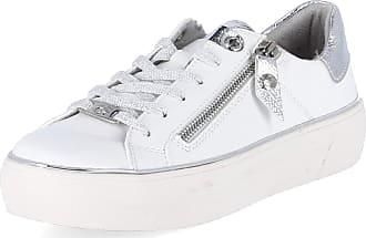 Dockers by Gerli Womens 42BM234-610591 Sneaker, Weiss Silber, 8 UK