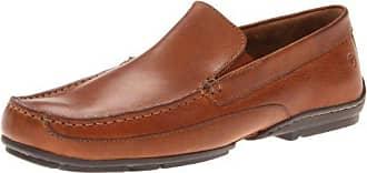 Rockport Mens Callahan II Slip-On- Tan Leather-12 M