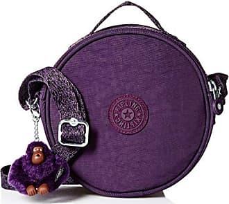 Kipling Raquel Circle Crossbody Bag, deep Purple, One Size