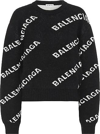 Balenciaga Pullover mit Wollanteil