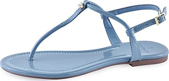 La Femme Sandália Flat La Femme Colors Azul Turquesa 38