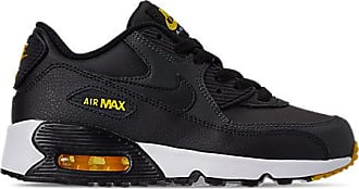 547c913d6d66 Nike Little Kids Air Max 90 Leather Casual Shoes