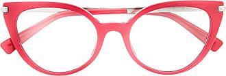 Valentino Occhiali cat-eye VA3040 - Di colore rosso