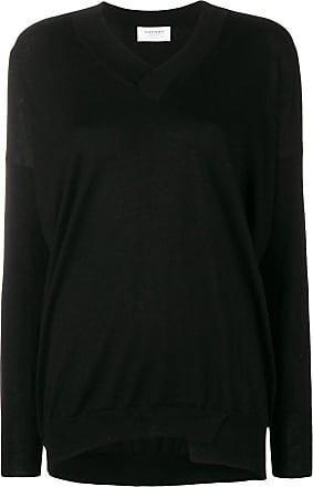 Snobby Sheep Blusa de tricô modelagem solta - Preto