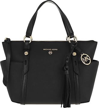 Michael Kors Tote - Nomad Small Convertible TZ Tote Black - black - Tote for ladies