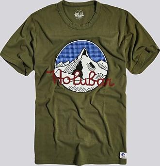 HOLUBAR t-shirt boco pc64 verde