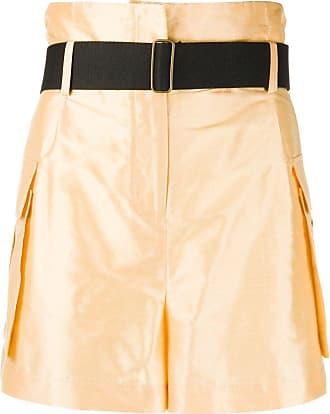 Erika Cavallini Semi Couture Shorts a vita alta - Erika Cavallini - Donna