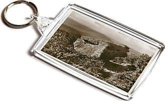 ILoveGifts KEYRING - Vintage Gloucestershire - The Buckstone, Staunton (1)