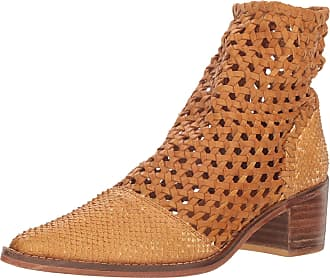 Free People in The Loop Woven Boot Taupe 40