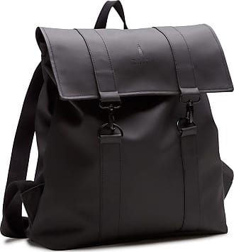 Rains Rains Waterproof Messenger Bag   Black