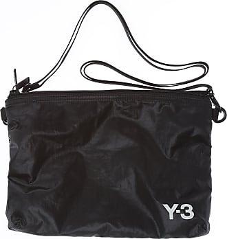 Yohji Yamamoto Pouches On Sale, Black, Nylon, 2019, one size