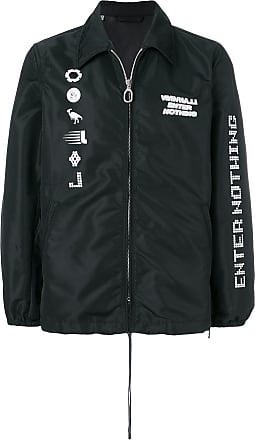 Lanvin Enter Nothing bomber jacket - Black