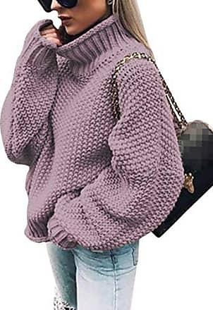 Strickpullover (Oversize) für Damen − Jetzt: bis zu −67