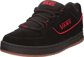 zapatillas vans skate hombre granate