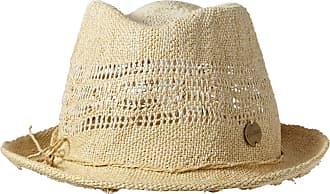 Rip Curl Rituals Fedora Womens Hat Medium Natural
