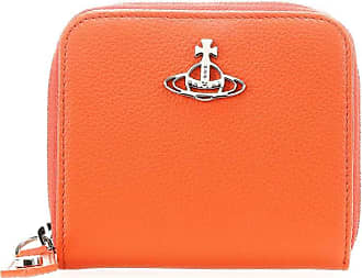 Vivienne Westwood Windsor Geldbörse orange