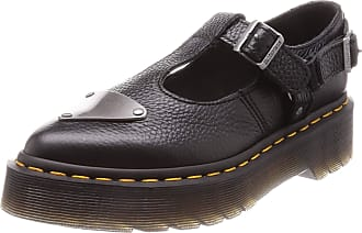 Dr. Martens Dr.Martens Womens Caidos Leather Black Shoes 6.5 UK