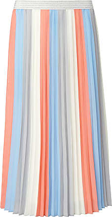 Basler Pull-on style pleated skirt Basler multicoloured