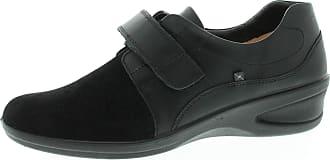 Xsensible Alexia 22712001G Womens Shoes Black Black Size: 7 UK
