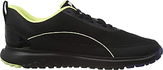 Camper Mens Canica Low-Top Sneakers, Black (Black 1), 10 UK