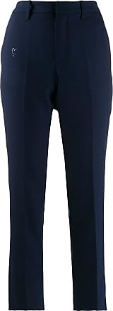 Zadig & Voltaire straight leg trousers - Blue